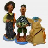 Рыбацкие сувениры