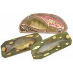 Оригинальные макеты рыб