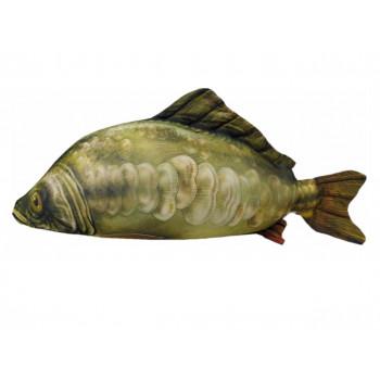 "Подушка подарочная Рыба  ""Карп зеркальный медиум"""