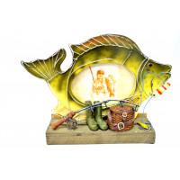"""Рамка для фото """"Рыбка золотая"""""""