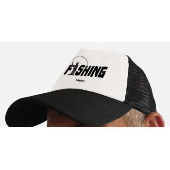 """Бейсболка с сеткой """"Fishing"""""""