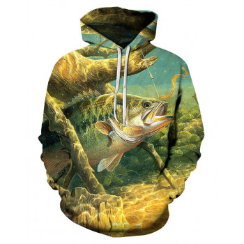 3D куртка рыбака