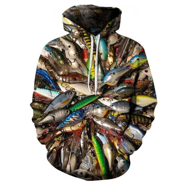 Куртка воблерная 3D