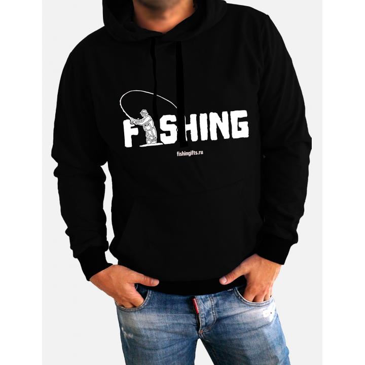 "Толстовка 3D ""Fishing"""