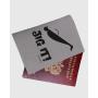"""Обложка для паспорта """"Jig It"""""""