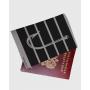 """Обложка для паспорта """"Крючок-сетка"""""""