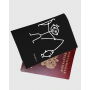 """Обложка для паспорта """"Малыш"""""""