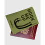 """Обложка для паспорта """"Укуси меня"""""""