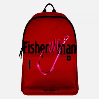 "Рюкзак рыбака ""FisherWoman"""