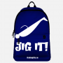 "Рюкзак рыбака ""Jig It"" (синий-белый)"