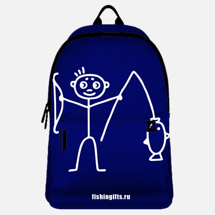 "Рюкзак рыбака ""Малыш"" (синий-белый)"
