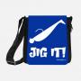 "Сумка рыбака ""Jig it"" 3D"