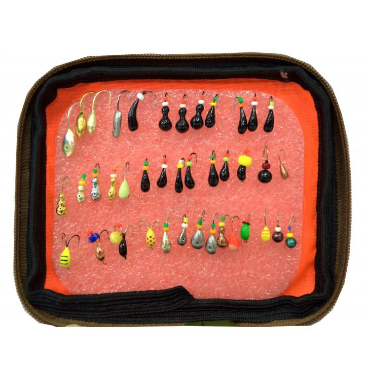 Подарочный набор мормышек «Экономный»