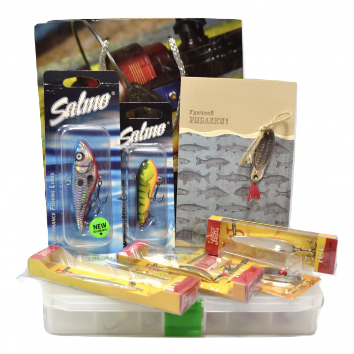 Зимний комплект для рыбалки Salmo-K